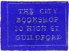The City Bookshop, Guildford, England (approx 16mm x 12mm)
