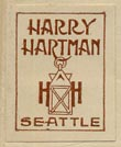 Harry Hartman, Seattle (16mm x 21mm)