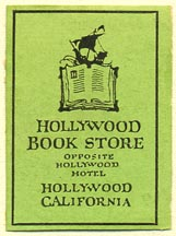 Hollywood Book Store, Hollywood, California (35mm x 25mm)
