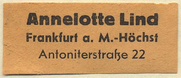 Annelotte Lind