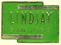 Curtis Lindsay, San Jose, California (33mm x 24mm)