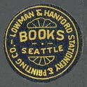 Lowman & Hanford, Seattle, Washington (19mm dia., before 1910)