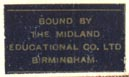 The Midland Educational Co., Ltd, Birmingham [England] (20mm x 12mm)