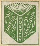 Porter, Barcelona, Spain (22mm x 25mm, ca.1959).