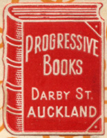 Progressive Books, Auckland, New Zealand. Courtesy of Siobhan McCormack.