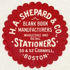 H.A. Shepard & Co., Boston, Massachusetts (48mm dia., c.1915). Courtesy of Robert Behra.