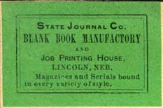 State Journal Co., State Journal Co. (State Journal Co.). Courtesy of Robert Behra.