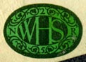 W.H. Smith & Son, London, England (19mm x 14mm). Courtesy of Robert Behra.